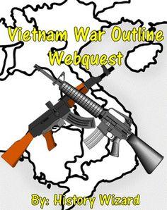 vietnam war teacher resources and vietnam on pinterest. Black Bedroom Furniture Sets. Home Design Ideas
