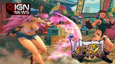 Ultra Street Fighter 4 on PS4 Gets Release Date and New Info - IGN News