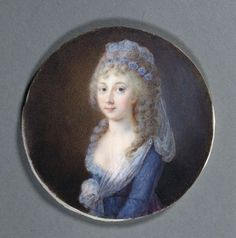 Miniature of Marie Therese Charlotte