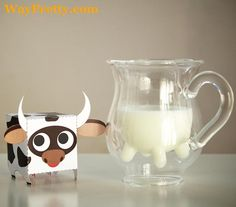 Funny pictures about Cow Milk Pitcher. Oh, and cool pics about Cow Milk Pitcher. Also, Cow Milk Pitcher photos. Milk Jug, Milk Glass, Sea Glass, Cool Gadgets, Geek Gadgets, Creations, Mugs, Cool Stuff, Awesome Things