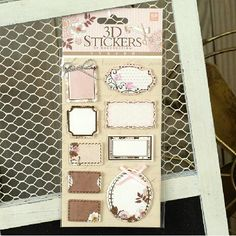 Find More Wall Stickers Information about 5 sets of Vintage Blank Frame Adhesive Chipboard Stickers,Cheap Embellishment for Scrapbooking,High Quality embellish jeans,China embellished sandals Suppliers, Cheap sticker chrome from Best Greeting Shop on Aliexpress.com