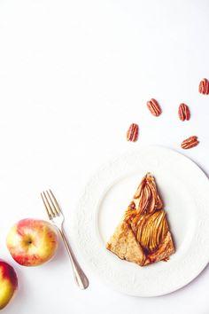 Apple Tart by Justyna Ka Photography on Creative Market