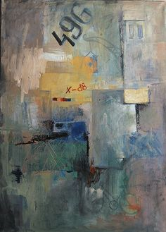 Abstract Art Ideas | abstract-modern-oil-painting-ologeanu-emanuel