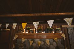 Lodge Style Wedding  from rusticweddingchic.com