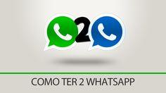 É possível utilizar duas contas diferentes do WhatsApp no mesmo iPhone, sem jailbreak. Aqui fica o tutorial: