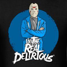 Real Delirious Shirt | Delirious Loot - h2o delirious shop
