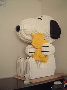 #awesome #life size #snoopy