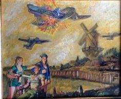 artFido   fetching art   Pop Surrealism by Antonio Vitale   2736767245