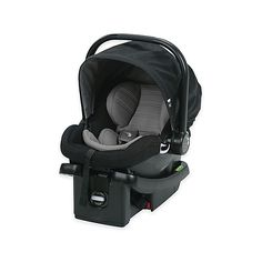 Baby Jogger® City Go™ Infant Car Seat in Black - www.BedBathandBeyond.com featuring polyvore