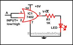 Design of Basic Logic Gates using NOR Gate Gates Gate and