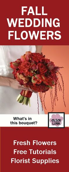 1000 Images About Fall Wedding Flowers On Pinterest