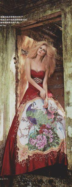 Marriage Design Haute Couture - Natalia Luchinina for My Wedding Magazine (Malaysia)