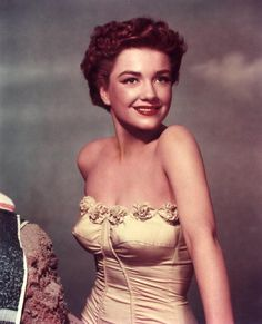 "Anne Baxter. An actress from the 40s and 50s. My favorite quote of hers is as follows  ""It's best to have failure happen early in life. It wakes up the Phoenix bird in you so you rise from the ashes."""