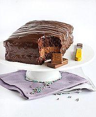 Tim Tam Cake by raspberri cupcakes, via Flickr
