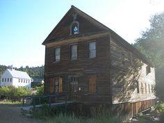 Silver City Masonic Lodge by jimmywayne, via Flickr