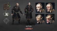 Some Dettlaff-ception made for The Witcher 3: Blood and Wine expansion pack. Yup, that's my favourite, beloved character. :) Cheers and special thanks for writers team from CDPR RED in Cracow!  Check out amazing model from Marcin Błaszczak. --> https://www.artstation.com/artwork/qvOAy