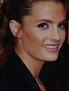 Stana Katic. LOVE her in Castle.
