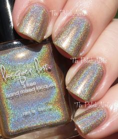Lacquer Lust - Penny for Your Thoughts