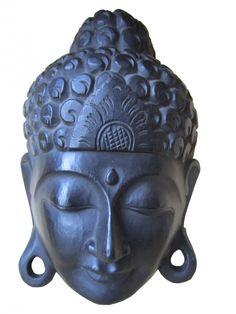 Boeddha Masker   •WOONACCESSOIRES   NIEUWETIJDSHOP
