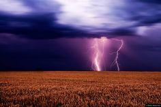 © Blende, Bastian Haaf, #Blitzeinschlag   #Blitz #Landschaft #lightning #landscape