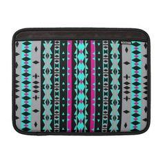 Mix #582 - Tribal Macbook Air Sleeve
