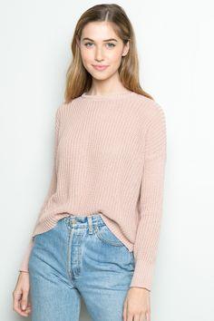 Brandy ♥ Melville    Bronx Sweater - Sweaters - Clothing