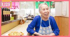 大正生まれのスズ子さんが、築地市場・場内で唯一のイタリアンレストラン「魚河岸トミーナ」の厨房に立ち、ピザを作り始めたのは75歳のとき。「日々のやることをこなしているだけ」と語るスズ子さんですが、好奇心旺盛がゆえに、さまざまなことに挑戦してきたパワフルおばあちゃんです。今も毎日元気に働く彼女に、「生涯現役」の秘訣を教えていただきました。