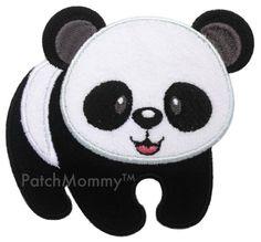 PatchMommy Ecusson Brode Patch Thermocollant, Panda - Enfants Bebe PatchMommy http://www.amazon.fr/dp/B00EVJBVEK/ref=cm_sw_r_pi_dp_nCc4vb164B9KG