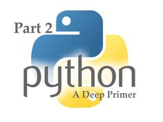 In Python Programming Language - A Deep Primer Part 1, approximately all the basics were covered that you need to know. That would help you start your journey pretty quick. The post Python Programming Language – A Deep Primer – Part 2 appeared first on Infoginx.