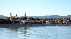 """Let us show you Szentendre, the picturesque Artist's Village in the Danube Bend. Walk along the cobbled narrow streets and taste the Hungarian speciality, so called """"lángos"""". Enjoy the one hour long boat tour from Szentendre back to Budapest (May – S Budapest Travel, Danube River, Boat Tours, Travel Agency, Old Town, San Francisco Skyline, Paris Skyline, Dolores Park, Cruise"""