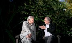David Attenborough and Richard Dawkins. Two of my favourite humans.