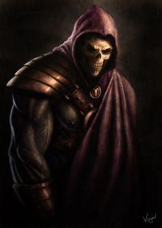 Skeletor - Quentin Vogel