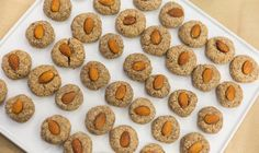 5-Ingredient Cardamom Rose Tahini Cookies - mindbodygreen.com