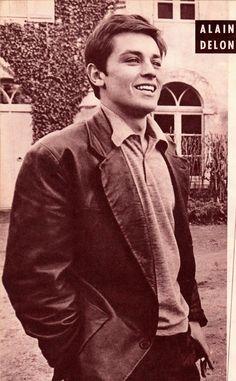 Alain Delon clipping (minkshmink)