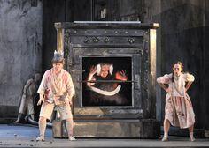 Engelbert Humperdinck's #HanselandGretel at Lyric Opera of Chicago. Photo by Dan Rest/Lyric Opera of Chicago