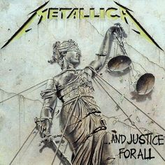 One of the first metal albums I came across, still a favorite. Metallica's finest moment IMO.