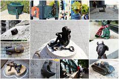 Nemrég három új alkotással gazdagodtak a város utcái. Mutatjuk az összeset! Budapest, Instagram, Google