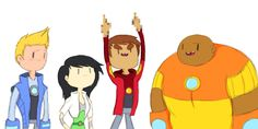 We Are The Bravest Warriors! by Wowza-Wowzers