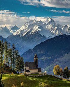 Alpes suíços. Foto: @Juergwirth