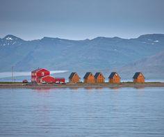 Eskifjordur Mjoeyri East Iceland