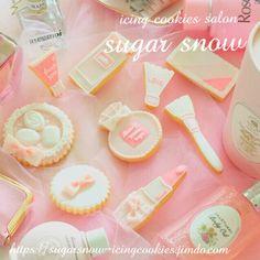 Pink Cookies, Icing, Sugar, Instagram Posts, Desserts, Tailgate Desserts, Deserts, Postres, Dessert