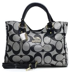 Coach Legacy In Signature Large Grey Satchels ACB Give You The Best feeling!