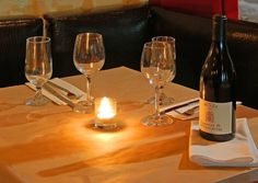 Free corkage specials allow Toronto diners to enjoy the best of both worlds: a restaurant quality meal and a bottle of wine that won& break the ba. Toronto Life, Places To Eat, White Wine, Stuff To Do, Alcoholic Drinks, Canada, Good Things, Diners, Canning