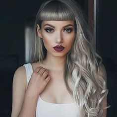 Guys, WHO IS SHE??   Which place do you love the most?  #grayhair #blondewhite #silverhair #platinumhair #metallicsilverhair #icyblondehair #ashblonde #pearlyblonde #pastelhair #pastelwhite #pastel #pastelwhite #pastel #pastelblonde #titanium #titaniumhaircolor #titaniumhair #beigegrey #icywhite #white #gray #grayhair #silver #hair #ash #ashblack #ashgray #blonde #whiteblonde #icyblue #platinumblonde #platinum #icyblonde #icyblondehair #ashblonde #pearlyblonde #pastelhair