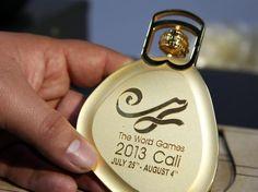 medalla arreglada