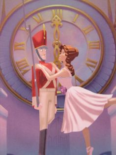 "Fantasia 2000 - ""The Steadfast Tin Soldier"". This is one The Kid's favourite stories!"