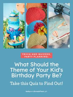 Carnival Themes, Party Themes, Baby Boy 1st Birthday Party, Travel Party, Colorful Party, Cute Creatures, Party Planning, Party Invitations, Ph