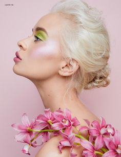 Photoshoot makeup, Makeup photography, Makeup, Editorial makeup, Makeup inspo, Beauty shoot - LUCY'S Magazine Vol 34 -  #Photoshootmakeup