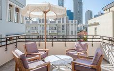 Tel Aviv's Best New Boutique Hotels | Travel + Leisure