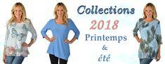 Vêtements pour femmes avec site internet d'achat en ligne.